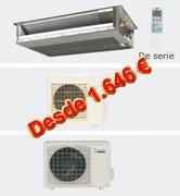 Instalador de conductos clamair madrid for Instaladores aire acondicionado zaragoza