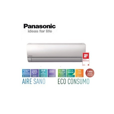 Panasonic Split Etherea UE9-PKE