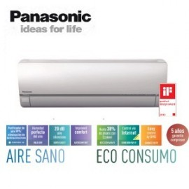 Panasonic Split Etherea UE12-PKE